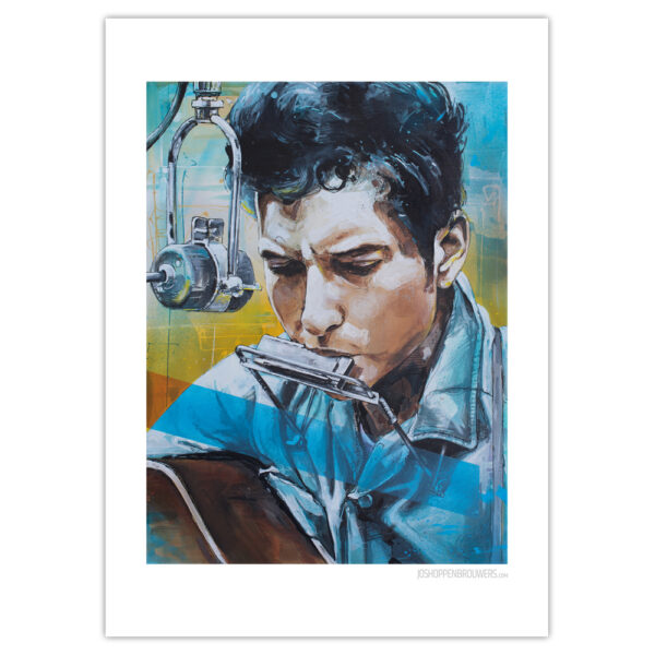 can gallery bob dylan