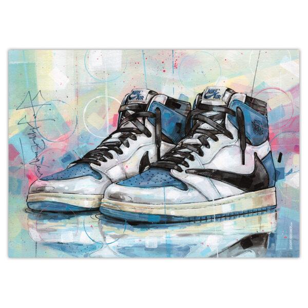 can gallery travis scott nike shoe