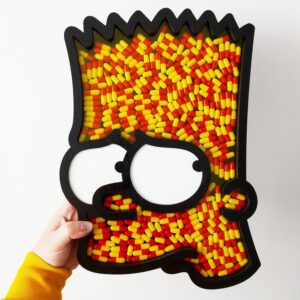can gallery bart simpson awkward party