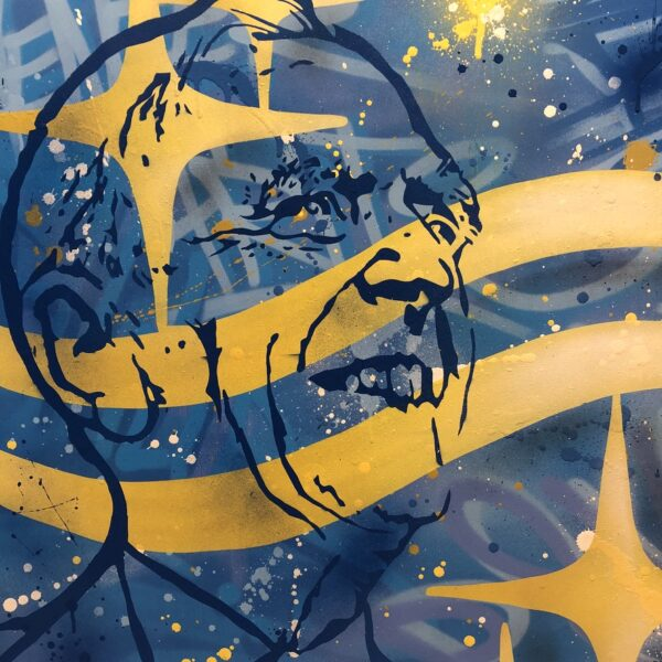 can gallery graffiti frits philips psv meneer frits