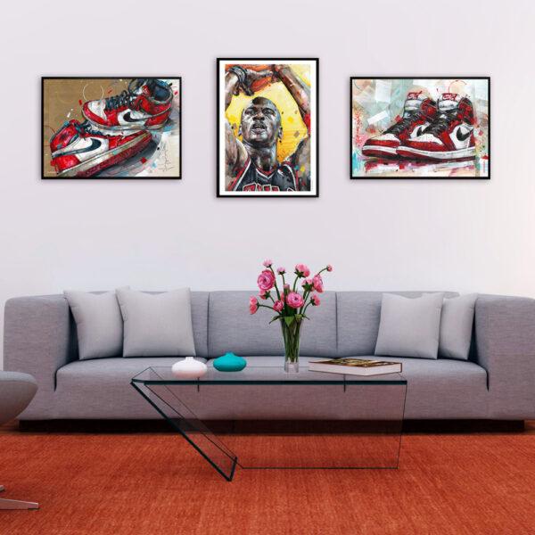 can gallery michael jordan 23