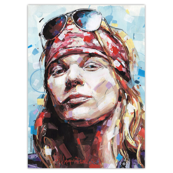 can gallery axl rose