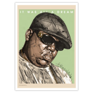 can gallery biggie smalls art