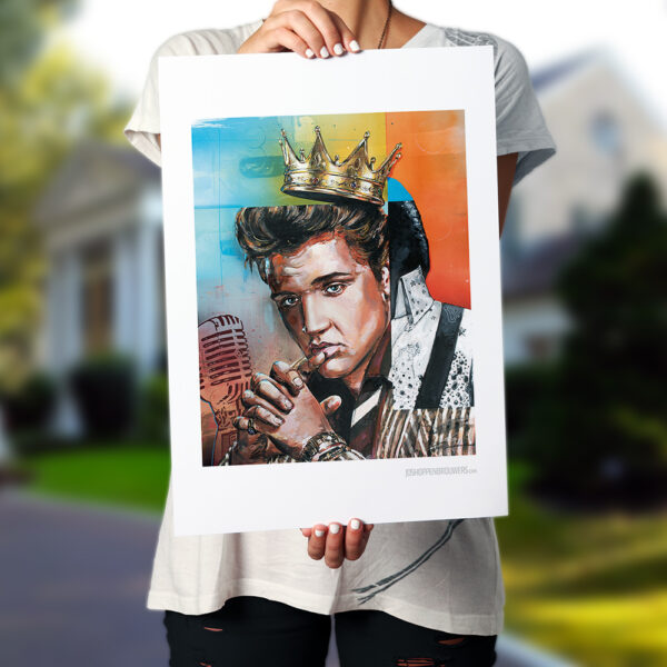 can gallery elvis the king