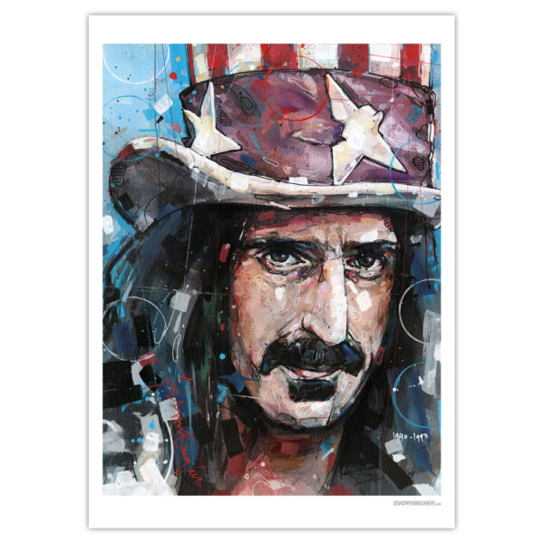 can gallery frank zappa
