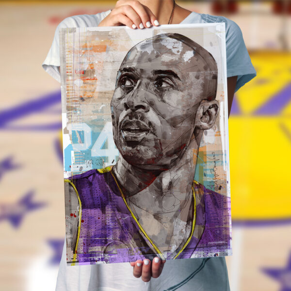 can gallery kobe bryant l.a. lakers