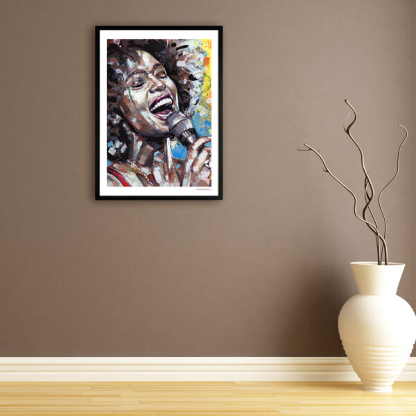 can gallery whitney houston