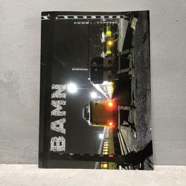 can gallery graffiti magazine bamn