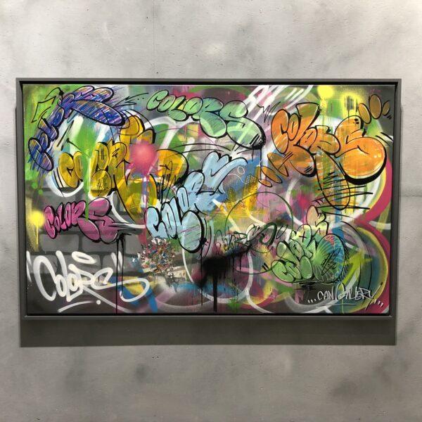 can gallery strijps kleuren graffiti urbanshopper