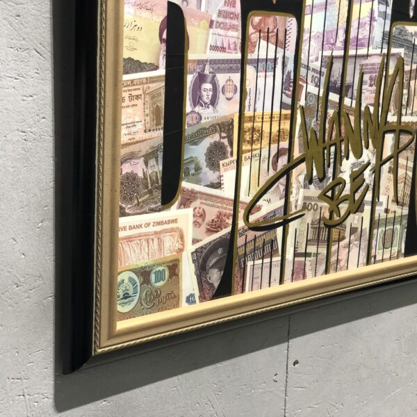 cangallery streetart eindhoven strijps geld biljetten