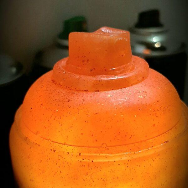 dazmooi epoxy spuitbus lamp