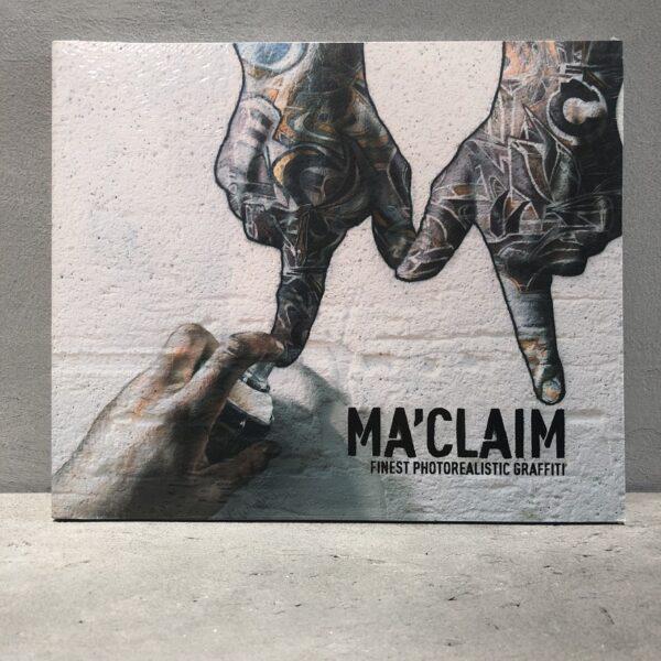 ma'claim graffiti book