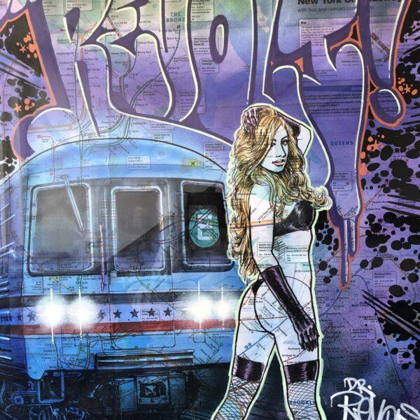 can gallery strijps revolt subway art