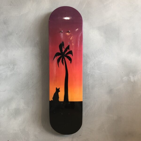 can gallery skate deck