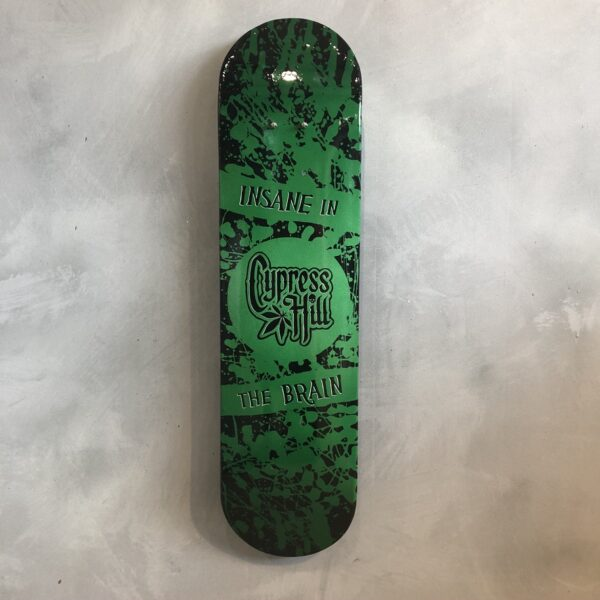 can gallery skate deck cypress hill
