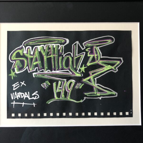 can gallery strijps stayhigh 149 subway art