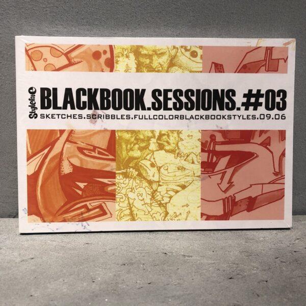 stylefile blackbook sessions