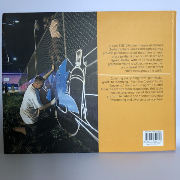 can gallery miami graffiti book