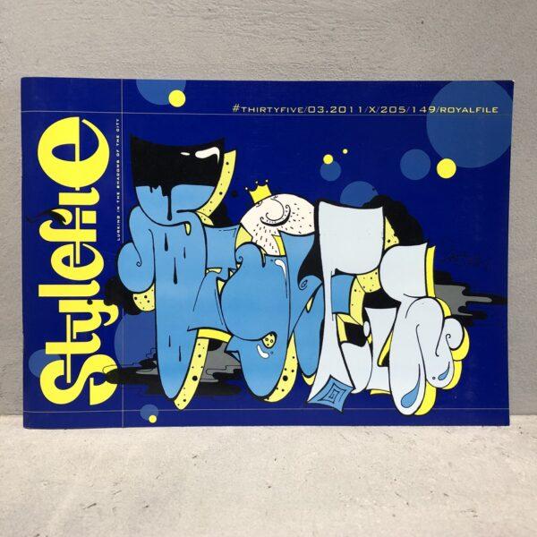 stylefile magazine issue 35