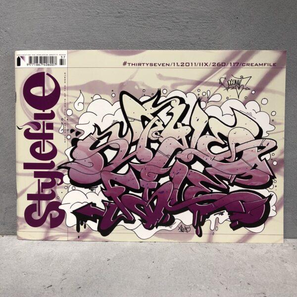 stylefile magazine issue 37
