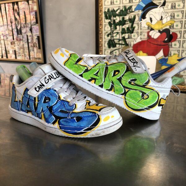 pimp your shoes graffiti