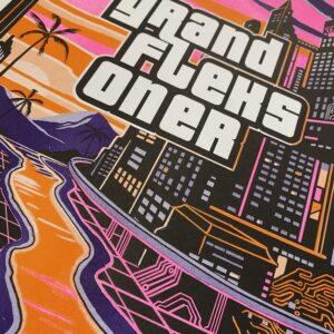 can gallery graffiti grand flex oner